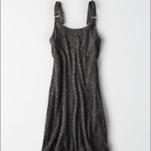 American Eagle gray dress